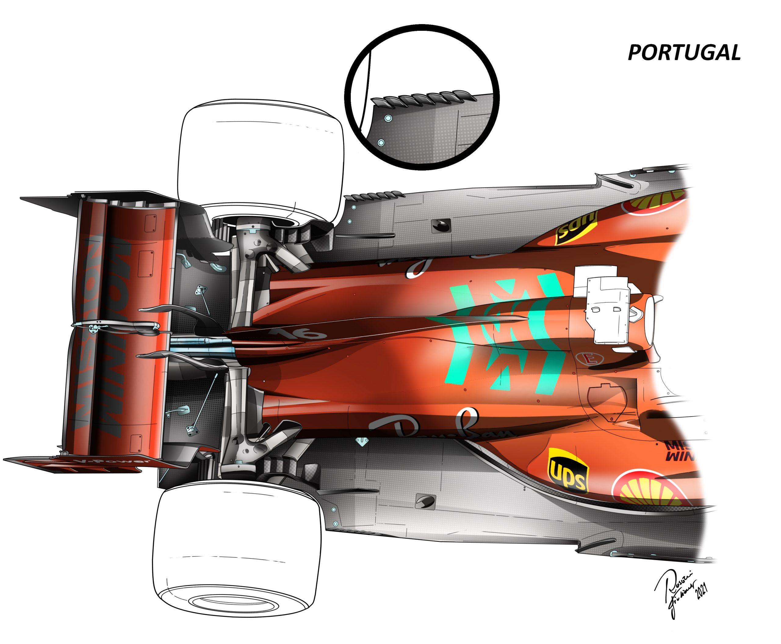 Ferrari risponde a Mercedes
