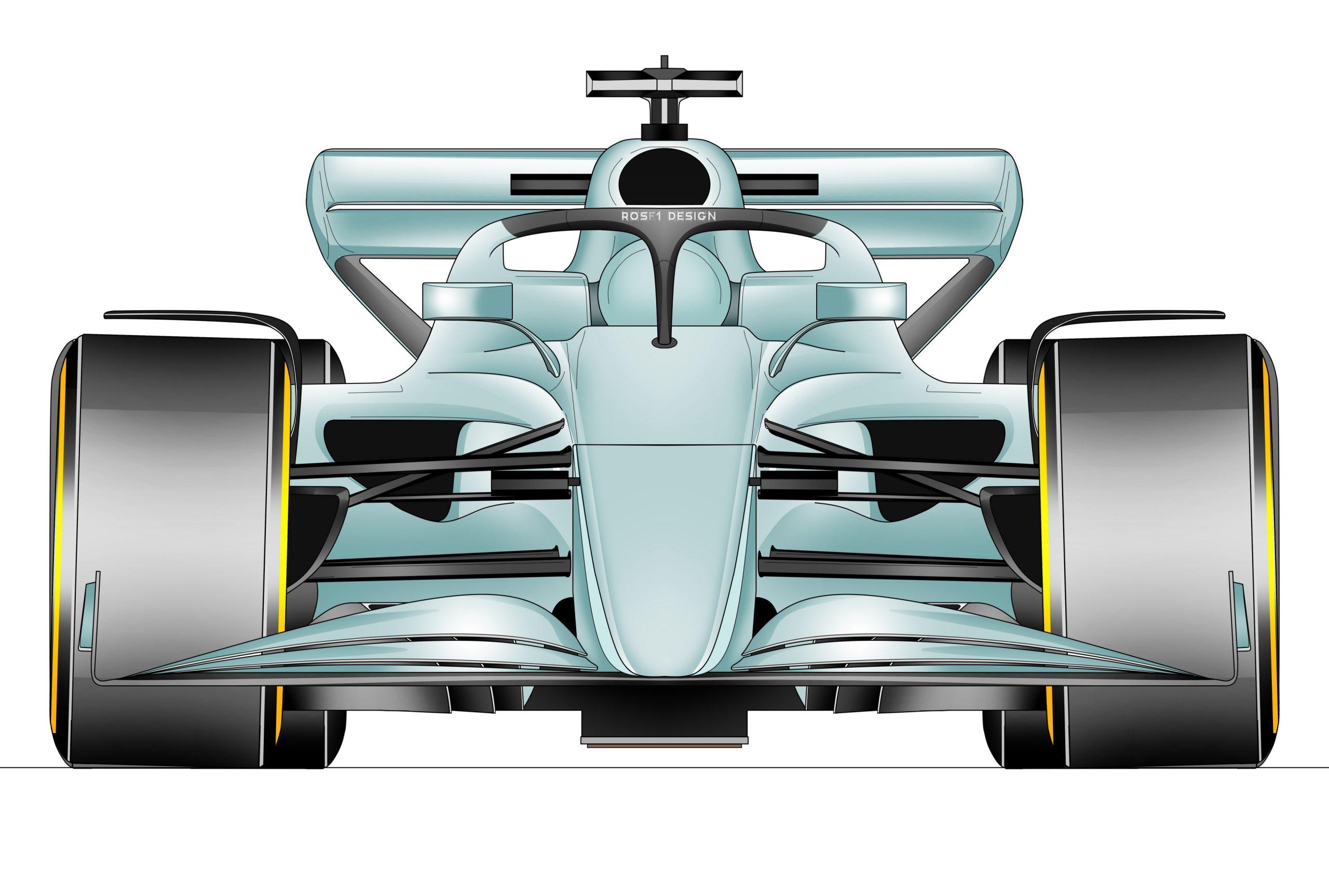 copricerchi F1 2022