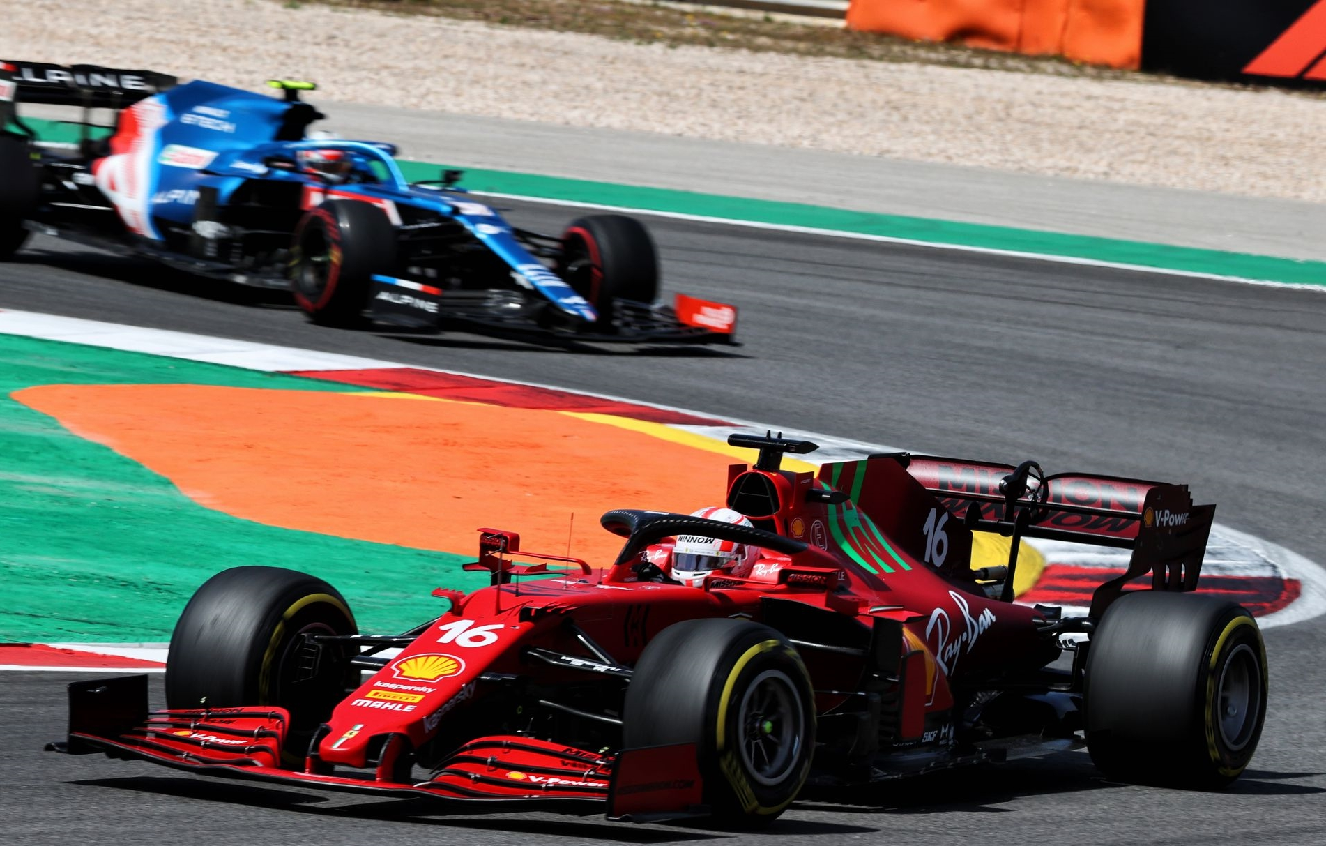 perché la Ferrari era cosi lenta in Francia?